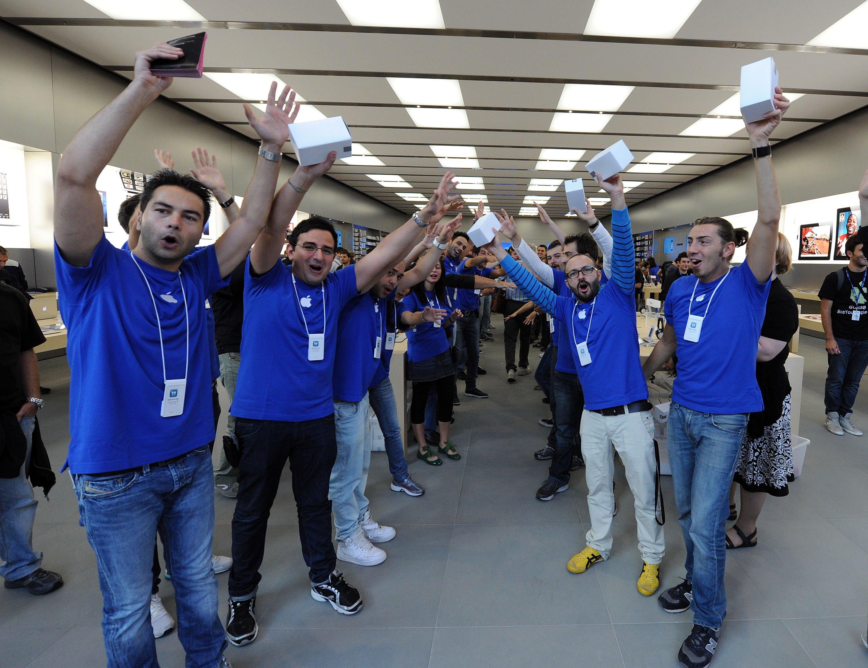 môi trường làm việc tại Apple môi trường làm việc tại apple - Những bí mật về môi trường làm việc tại Apple ít ai biết đến