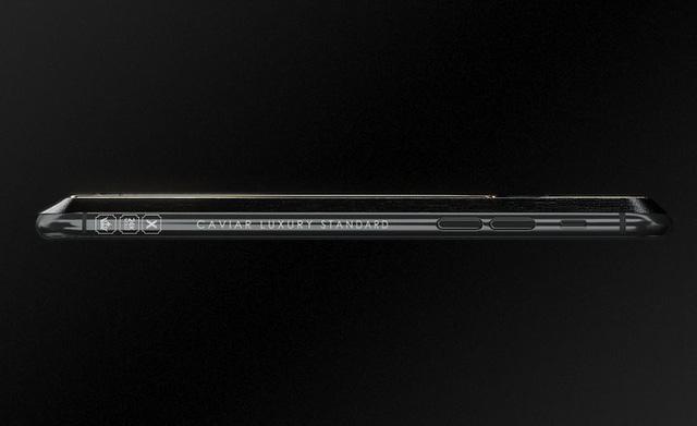 iPhone X Tesla - iPhone X Tesla phiên bản 4000 USD sử dụng pin mặt trời