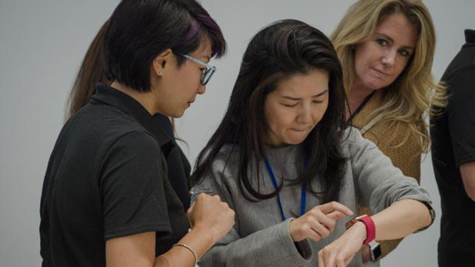 Apple Watch Apple Watch - Apple Watch LTE tân trang chính thức lên kệ