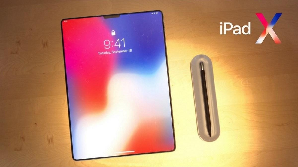 iPad Pro iPad Pro - Face ID trên iPad Pro và sắp xuất hiện AirPods 2 và Apple Watch 4