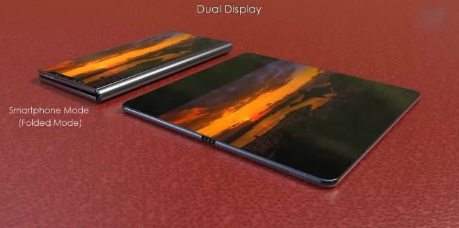 iPhone X Flex iphone x flex - iPhone X Flex, mẫu iPhone X màn hình gập khiến người dùng phát cuồng