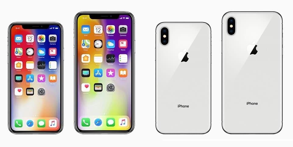 iPhone X Plus iPhone X Plus - iPhone X Plus sẽ là chiếc smartphone mạnh nhất 2018