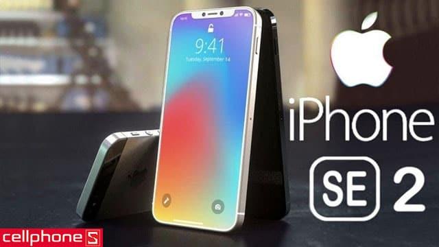 "iPhone SE 2018 iPhone SE 2018 - ""Hậu duệ'' mới iPhone SE 2018"