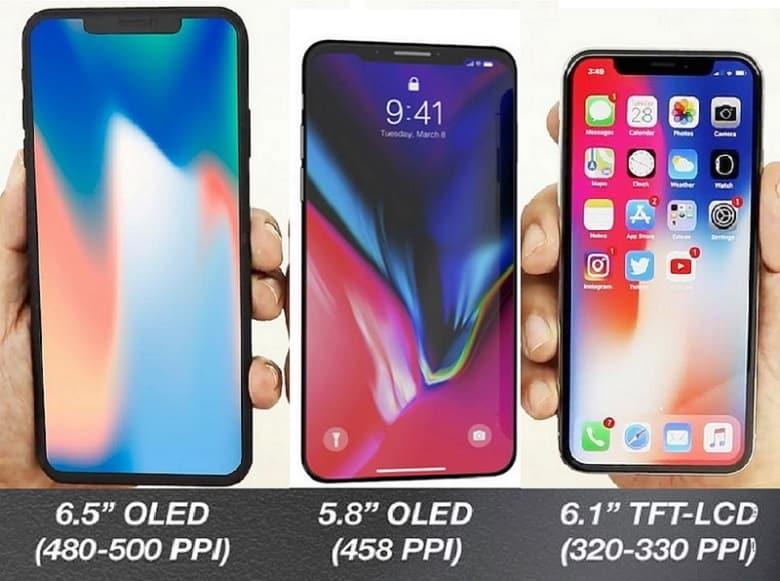 tên iPhone 2018 tên iPhone 2018 - Rắc rối khi gọi tên iPhone 2018