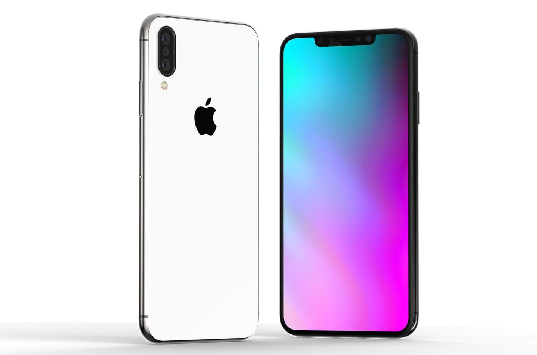 iPhone 201 iPhone 2018 - iPhone 2018 có thể ra mắt vào ngày 12/9