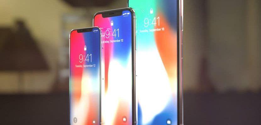 tên iPhone 2018