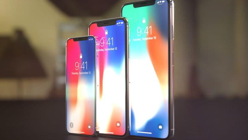 iphone x pluss iphone x plus - iphone X plus sẽ mỏng nhưng rộng và dài hơn iphone X