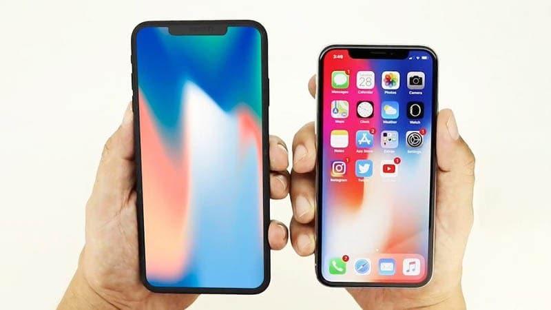 mua iPhone X mua iPhone X - iPhone 2018 ra mắt: có nên mua iPhone X trong thời điểm này?