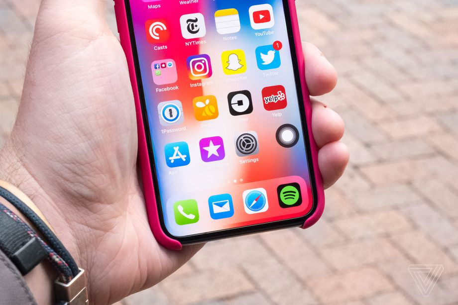 iphone x - Mẹo hay trên iPhone X