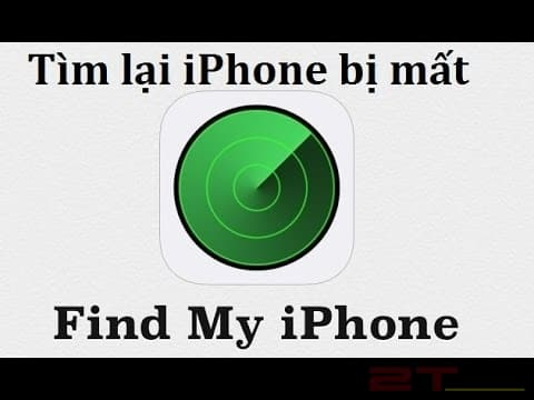 iPhone bị mất