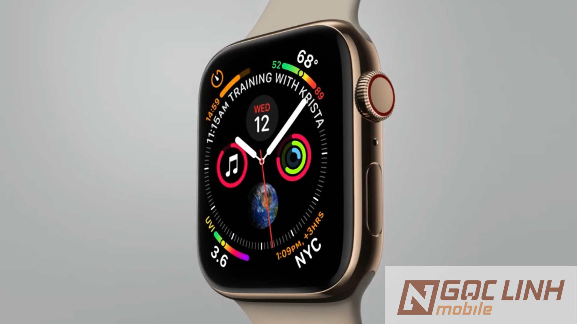 Apple Watch 4 apple watch 4 - Apple Watch 4: Bản nâng cấp đáng chờ đợi của Apple Watch