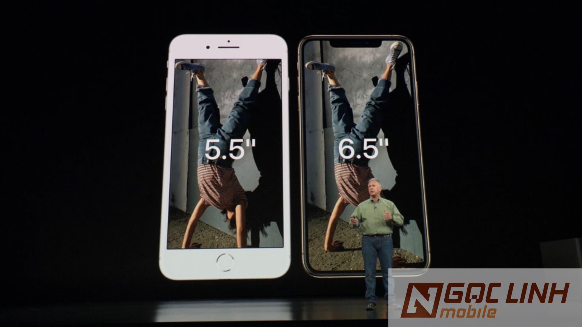 iphone Xs Max iphone xs max - Siêu phẩm công nghệ 2018, iPhone Xs Max