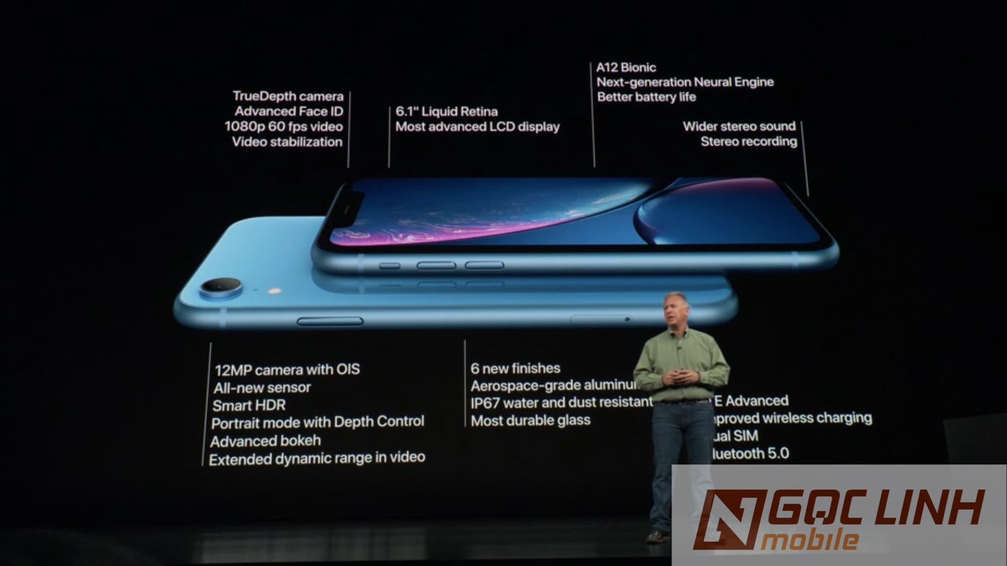 iPhone Xr iPhone Xr - Camera đơn của iPhone Xr chụp ảnh xóa phông như thế nào?