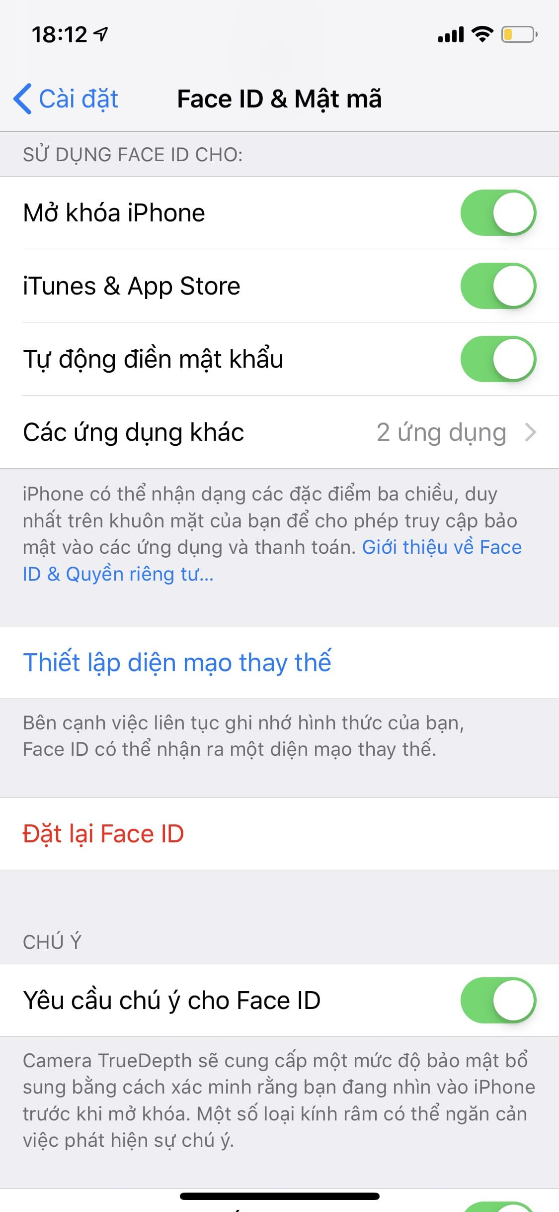 ios 12 - Cảm nhận sau khi nâng cấp lên iOS 12