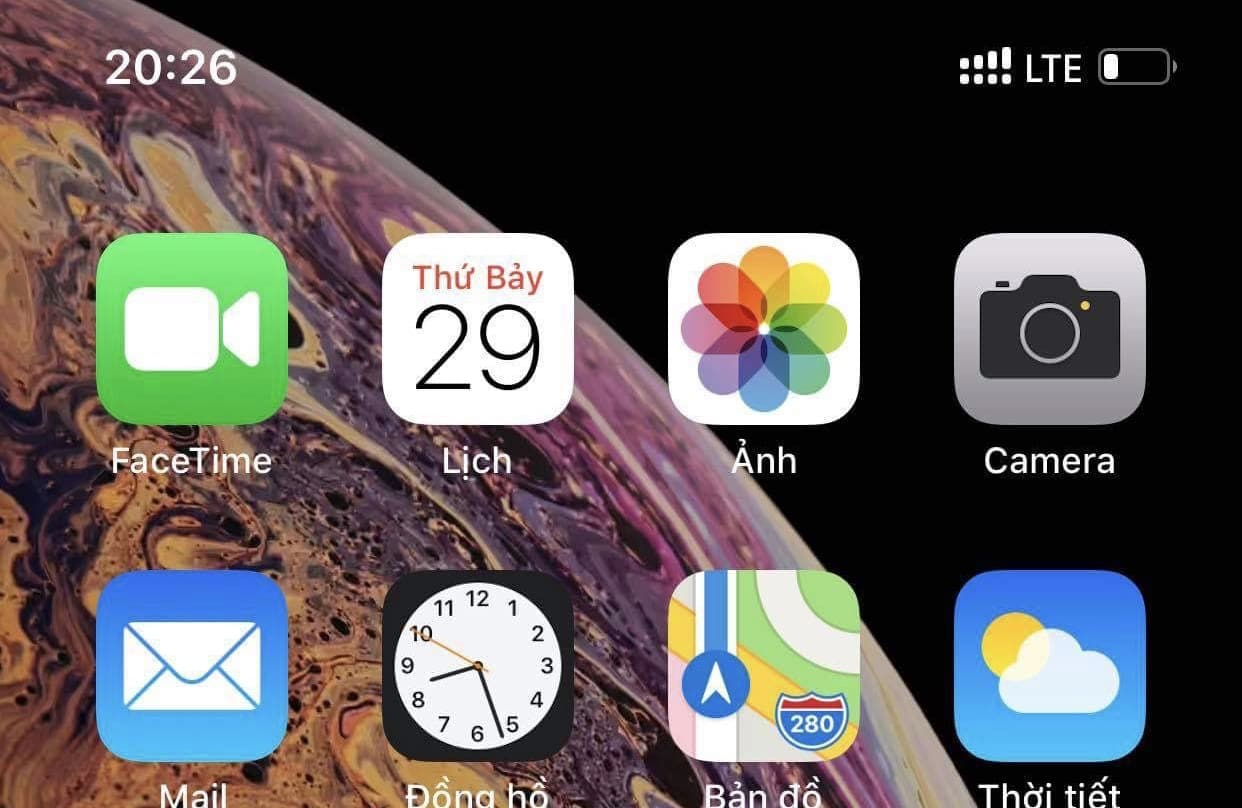 iphone xs max iphone xs max - Cột sóng trên phiên bản 2 Sim iPhone Xs Max trông như thế nào?