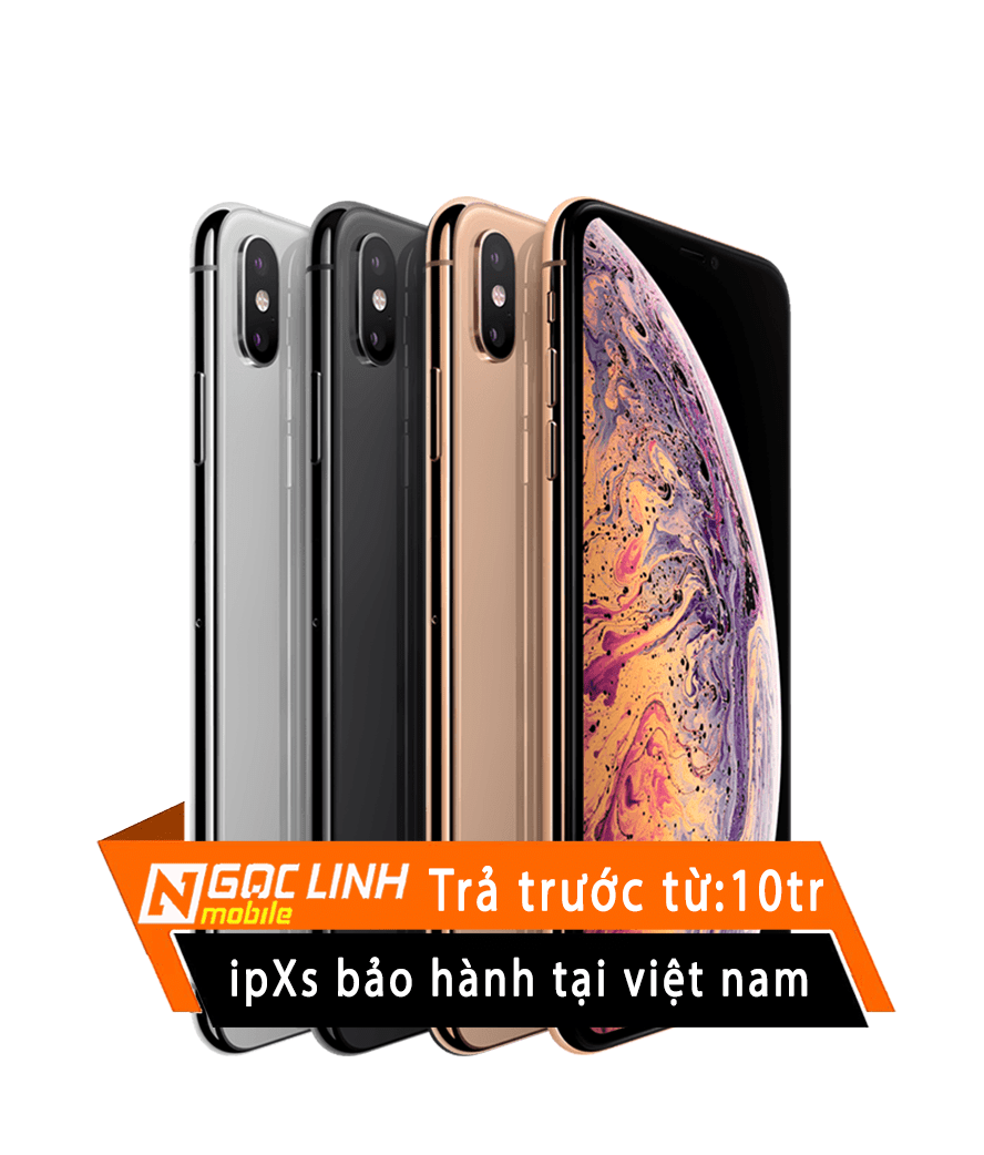 iPhone Xs 64GB, iPhone Xs 256GB