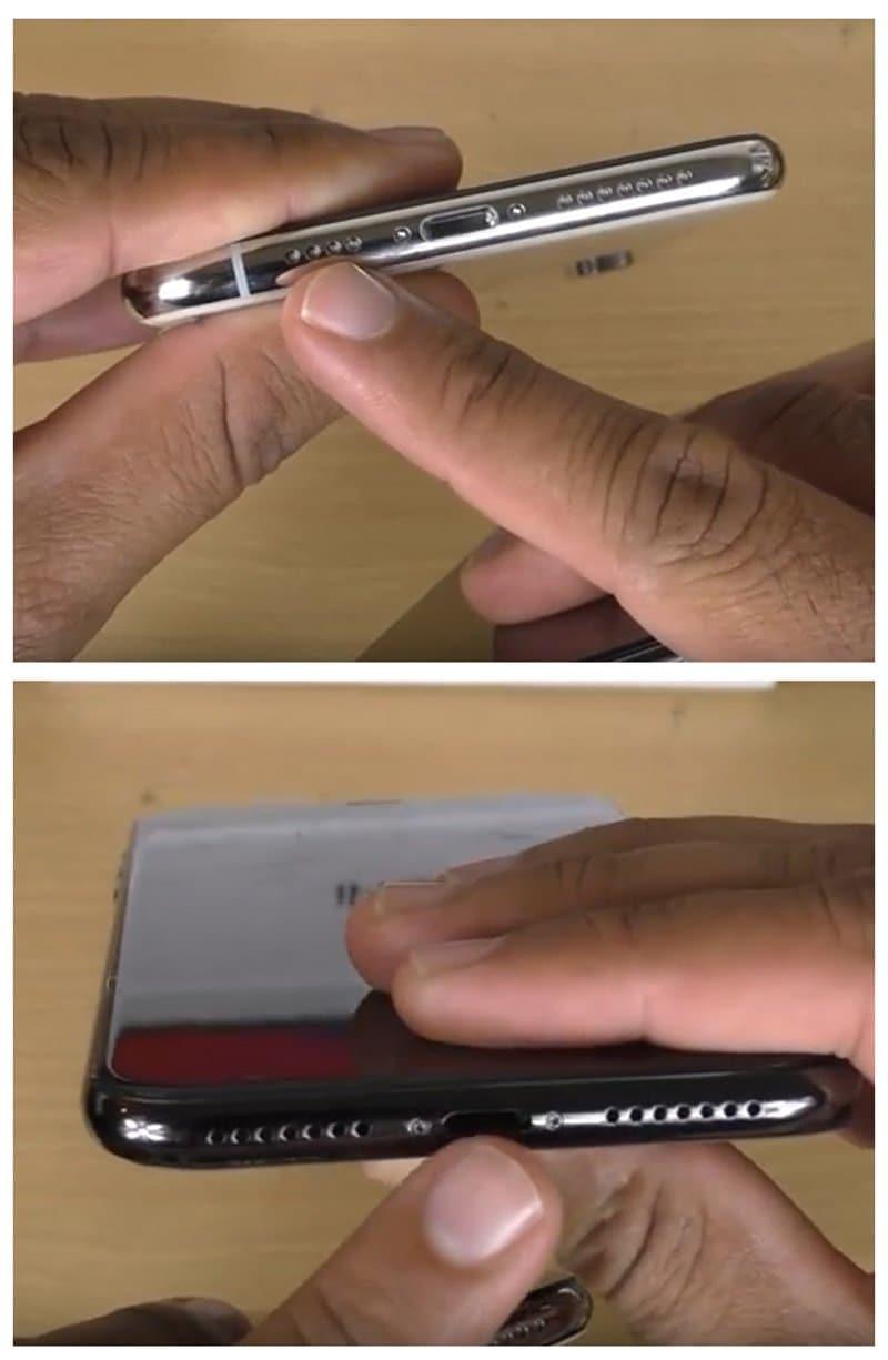 iphone xs max - Tiêu chí phân biệt iPhone Xs Max, Xs thật và nhái?
