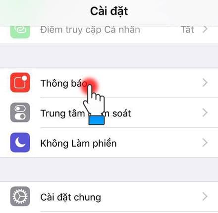 ịPhone iPhone - Cách ẩn thông báo tin nhắn trên màn hình khóa của iPhone