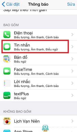 iPhone - Cách ẩn thông báo tin nhắn trên màn hình khóa của iPhone