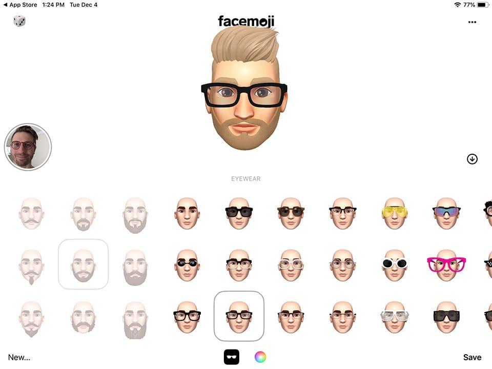 Face ID Face ID - Cách tạo Animoji trên iPhone, iPad cũ không có Face ID