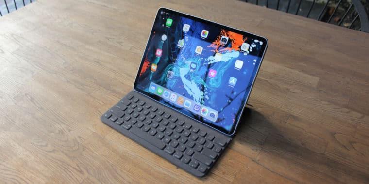 iPad Pro 11 ipad pro 11 - iPad Pro 11: Thiết kế mỏng nhẹ, hỗ trợ Apple Pencil