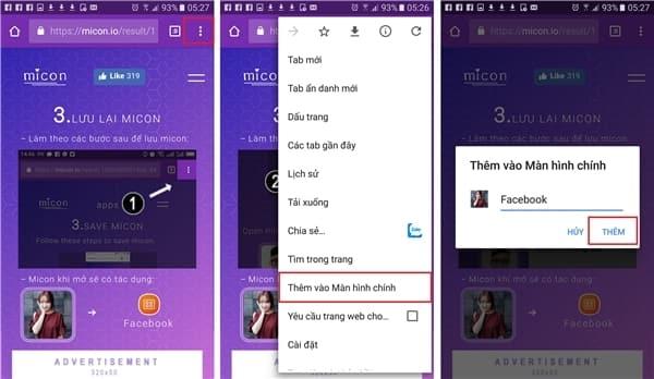 iCon iCon - Cách thay đổi iCon ứng dụng bằng ảnh mình thích cực lạ
