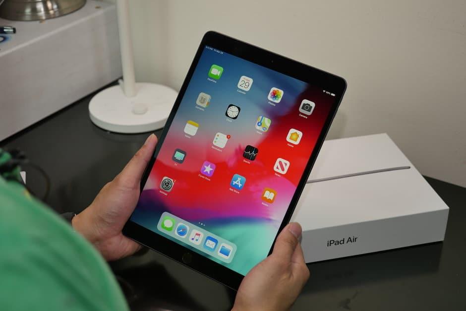 iPad Air 2019 iPad Air 2019 - iPad Air 2019: Sự cân bằng giữa giá, hiệu năng và tính năng