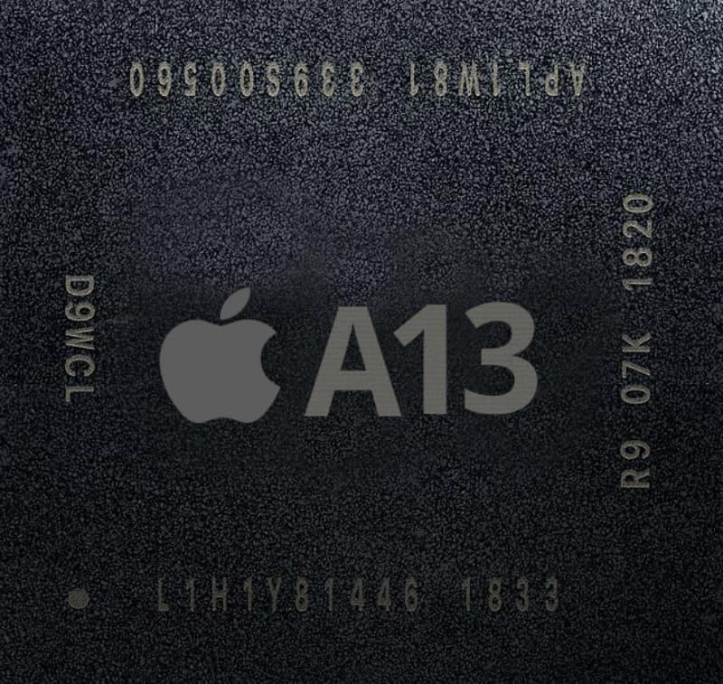 chip A13 - iPhone 2019 mạnh mẽ hơn với chip A13 Bionic