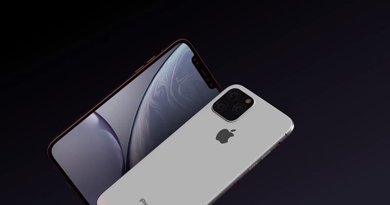 iPhone 11 iPhone 11 - So kè giữa Iphone 11 và Iphone Xs Max