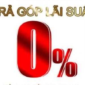 lãi suất 0%