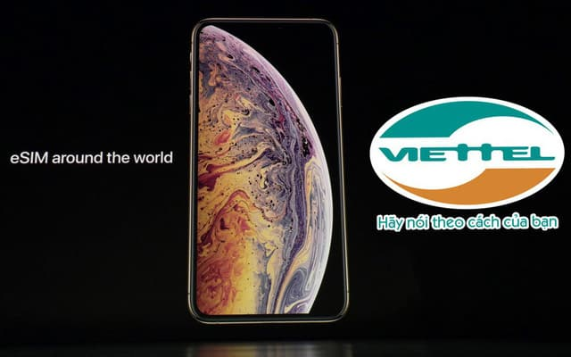 eSim Viettel eSim Viettel - Thông tin chi tiết về eSim Viettel