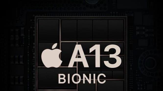 chip A13 Bionic