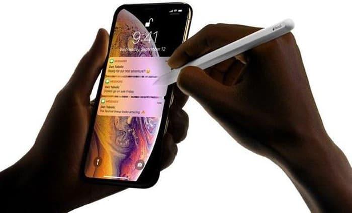 iPhone 11 - iPhone 11 có thể sẽ hỗ trợ bút cảm ứng Apple Pencil