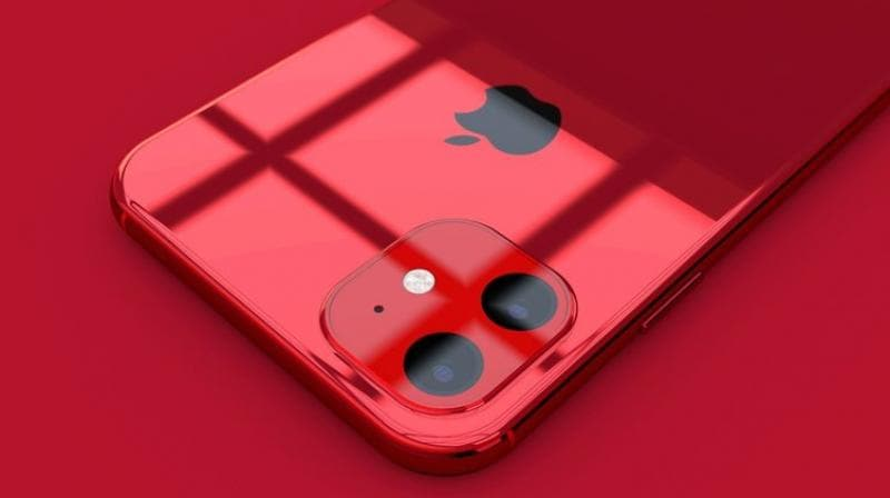 iPhone 11r iPhone 11r - iPhone 11R có RAM 4 GB chạy trên iOS 13.1