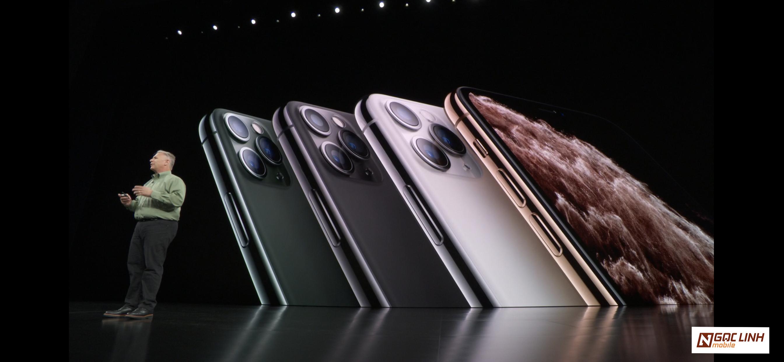 iPhone 11 iPhone 11 - Sự kiện ra mắt iPhone 11 có những gì