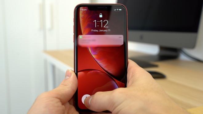 iPhone 11 iPhone 11 - Sự khác biệt trên màn hình iPhone 11 - Haptic Touch