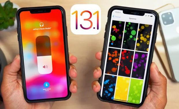 iOS 13.1 iOS 13.1 - Một vài tính năng mới trên iOS 13.1