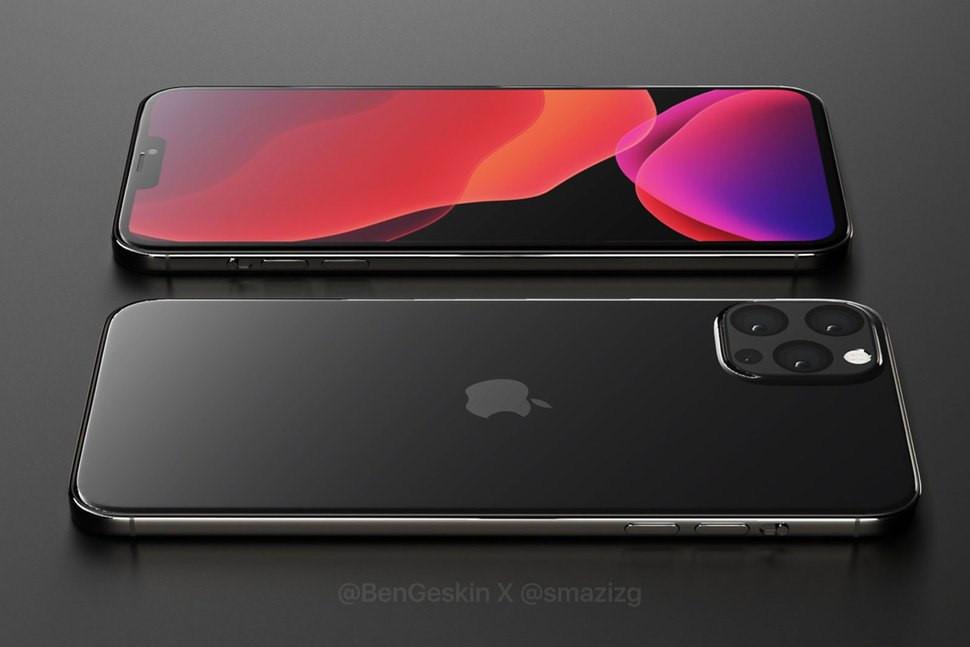 iPhone 2020 iPhone 2020 - iPhone 2020 sẽ là model có màn hình lớn nhất
