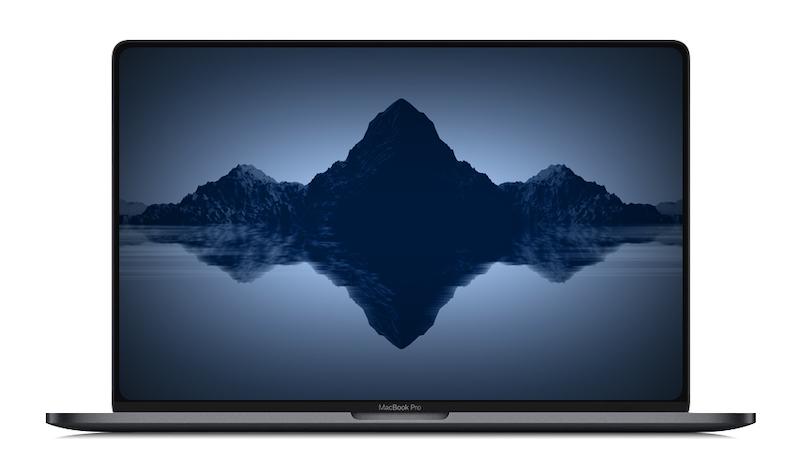 MacBook Pro 16 inch MacBook Pro 16 inch - Rò rỉ hình ảnh MacBook Pro 16 inch sắp ra mắt vào cuối năm