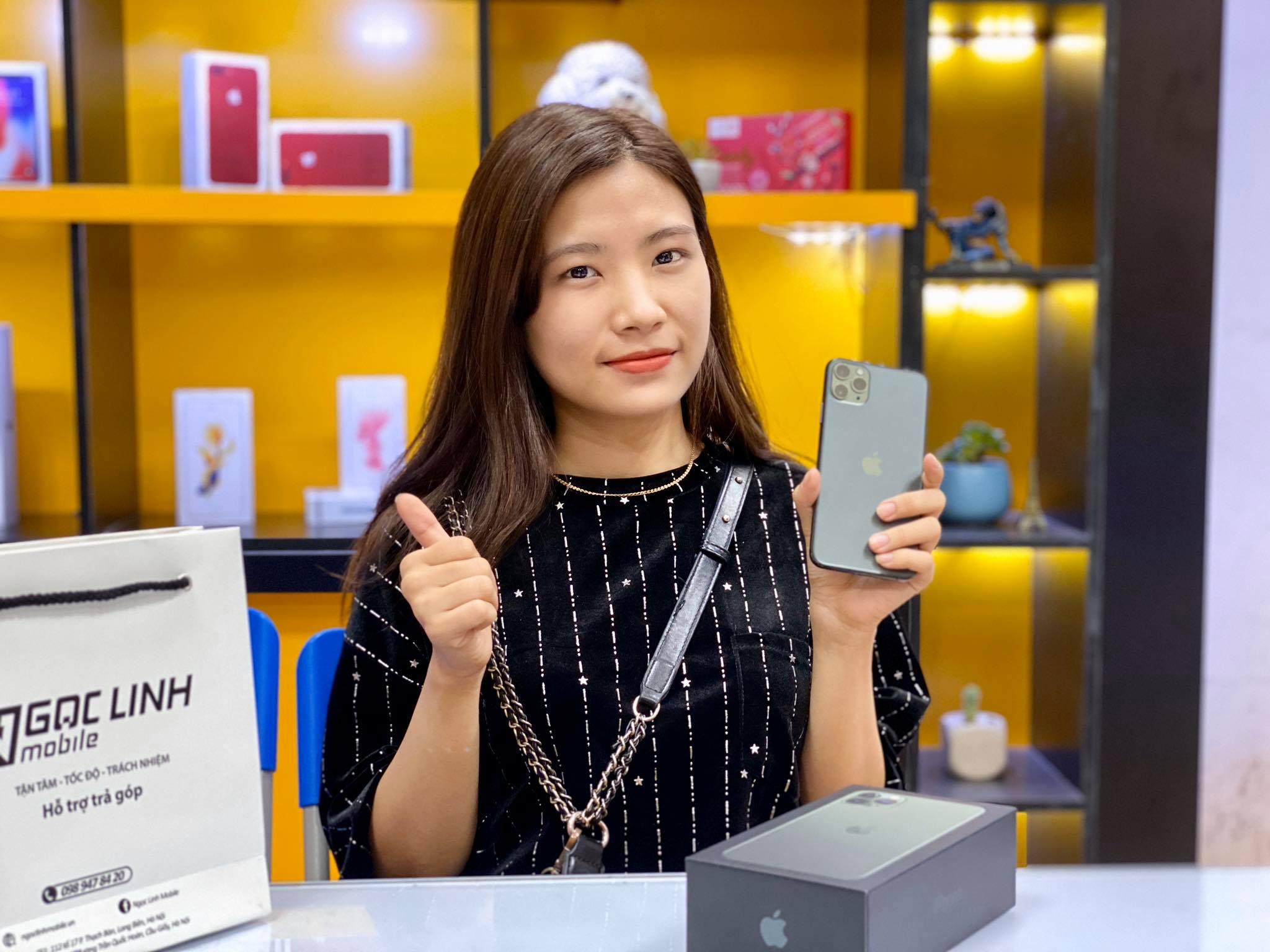 iPhone 11 Pro Max iPhone 11 Pro Max - Pin – Sự nâng cấp vượt trội của iPhone 11 Pro Max