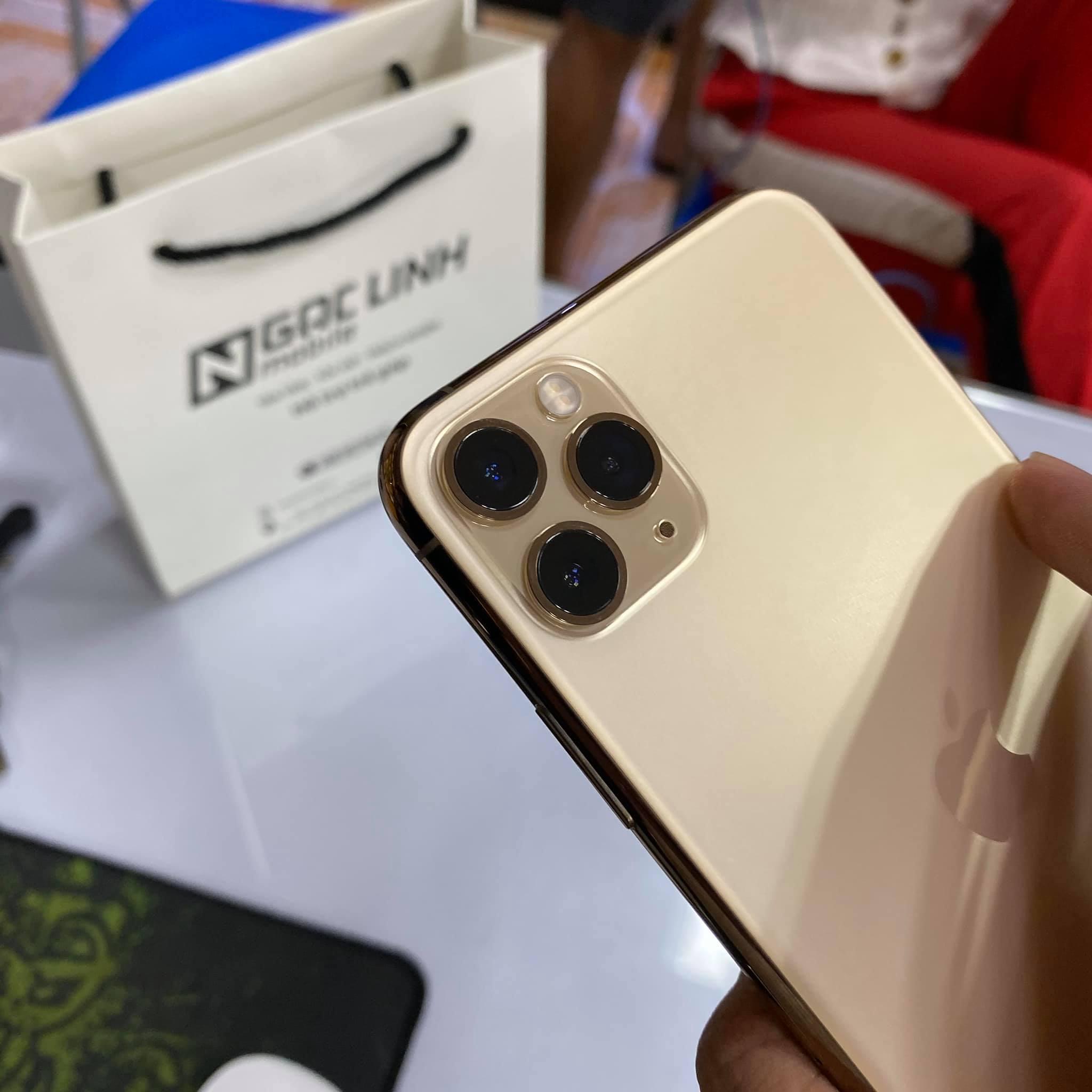 iPhone 11 Pro Max lock iPhone 11 Pro Max lock - Có nên mua iPhone 11 Pro Max lock không?