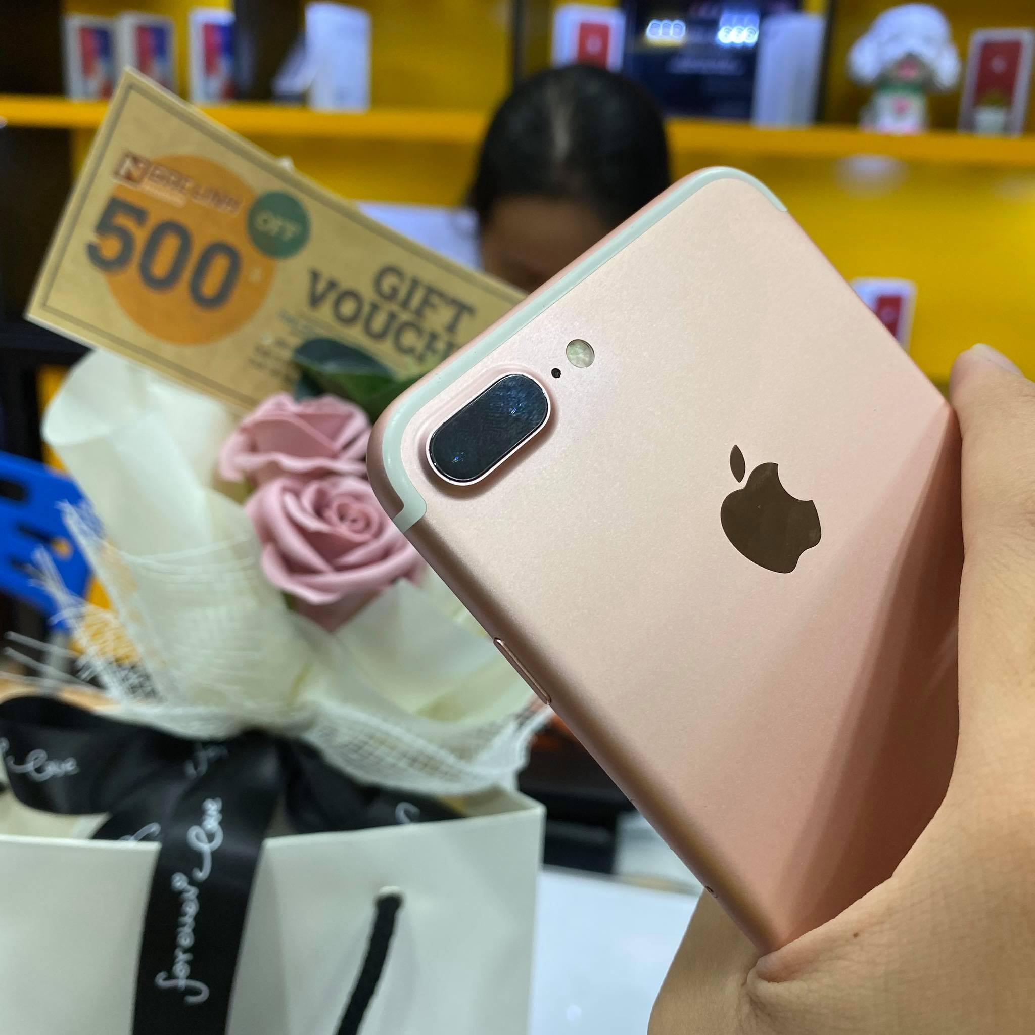 iPhone 7 Plus iPhone 7 Plus - Vì sao iPhone 7 Plus vẫn luôn có sức hút với người tiêu dùng?