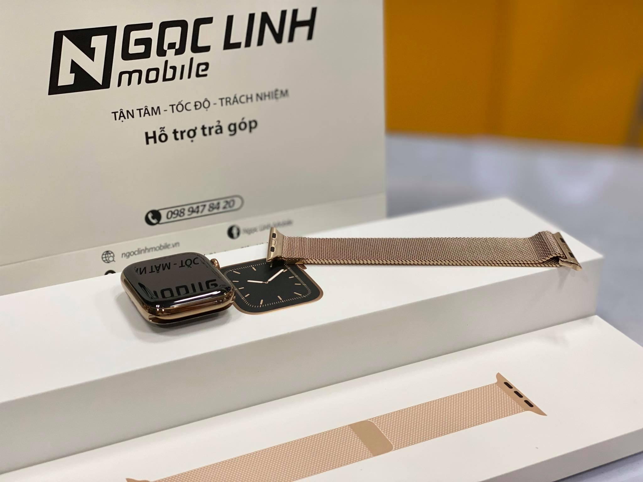 Apple Watch Series 5 Apple Watch Series 5 - Apple Watch Series 5 – Đồng hồ thông minh bán chạy nhất hiện nay