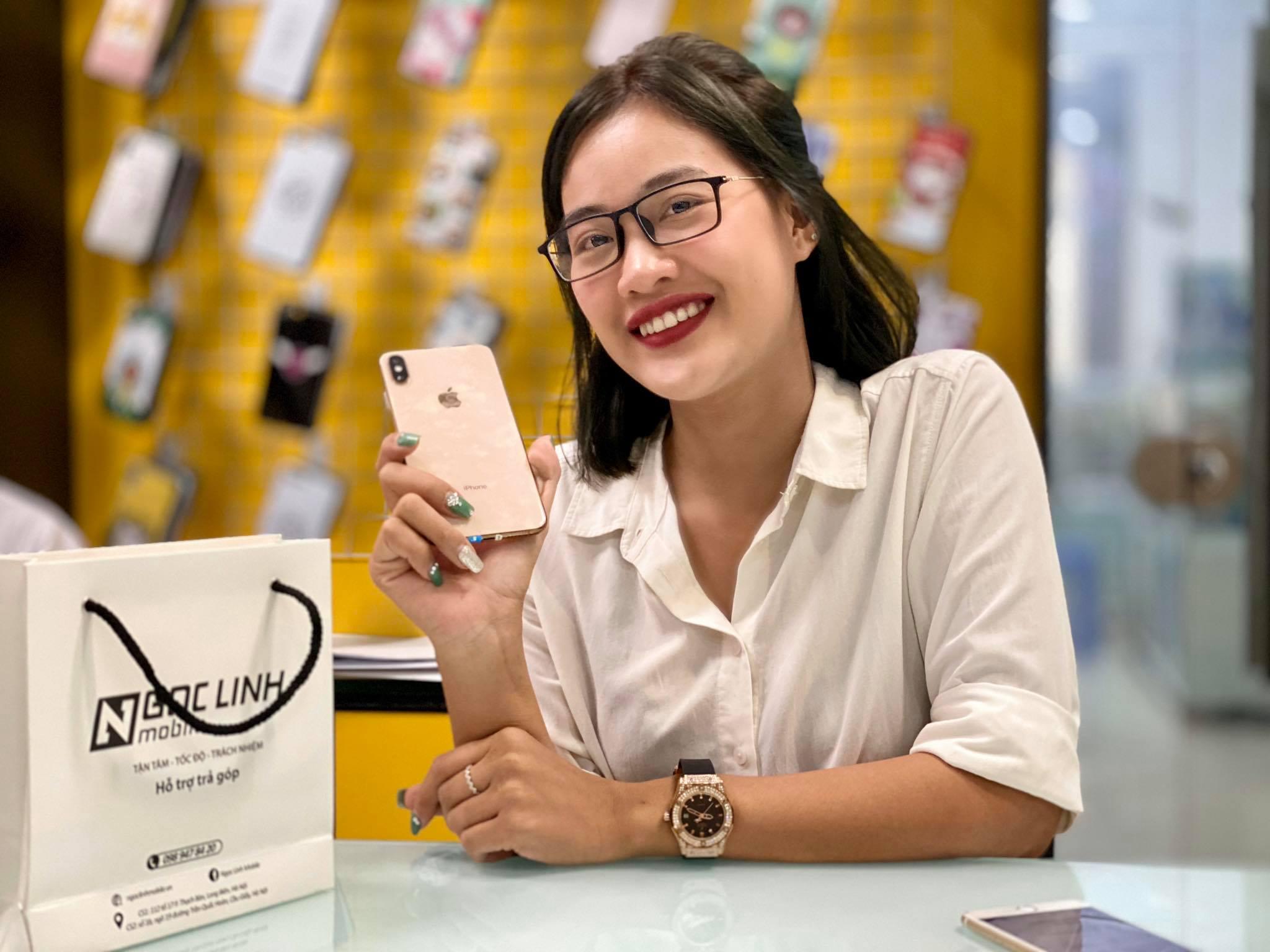 iPhone XS Max iPhone XS Max - Điều gì khiến iPhone XS Max không ngừng hot?