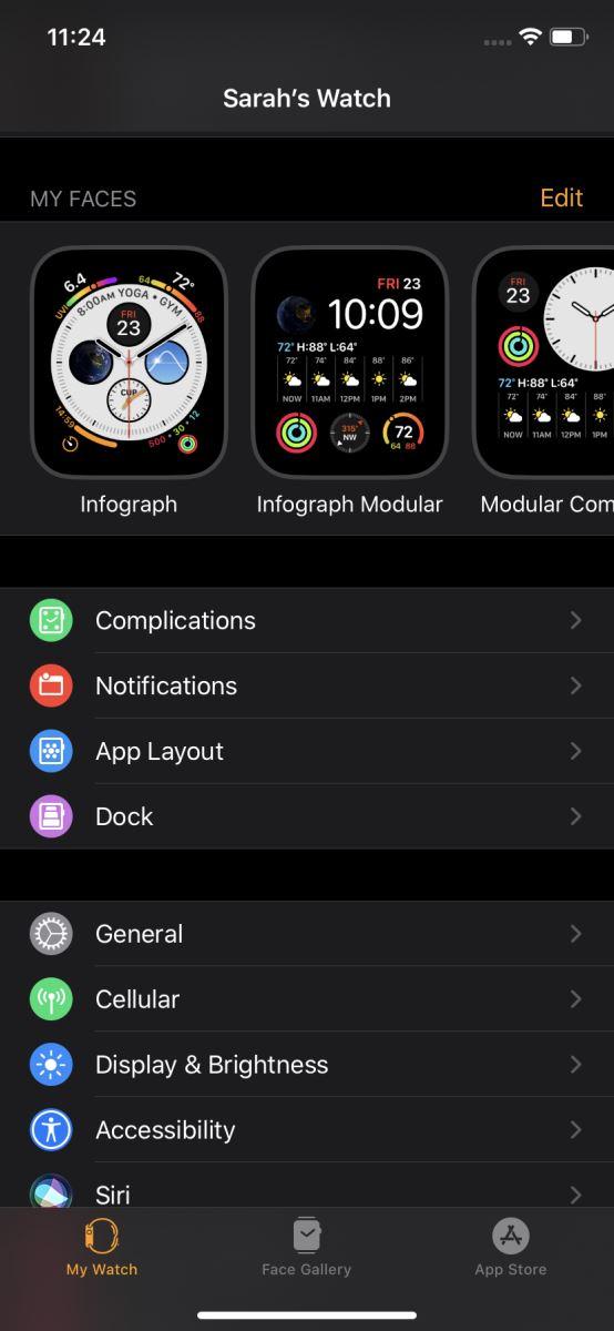 Apple Watch Apple Watch - Cách chụp màn hình trên Apple Watch