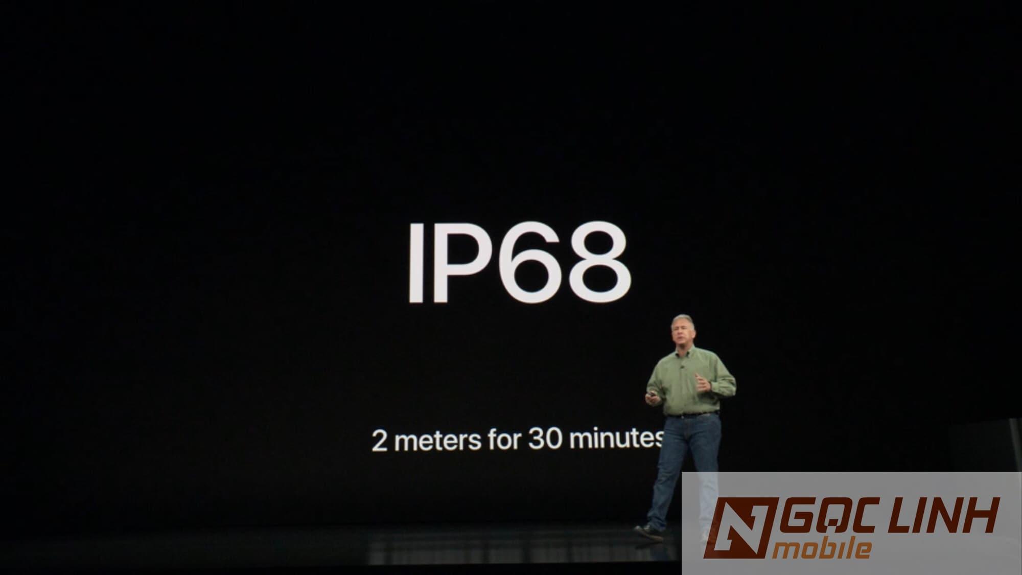 iPhone 11 Pro Max iphone 11 pro max - Cùng chuẩn IP68, vì sao iPhone 11 Pro Max lại chống nước tốt nhất?
