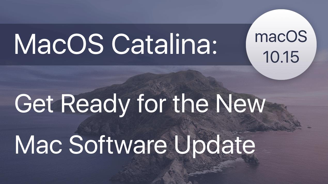MacOS Catalina - MacOS Catalina 10.15 có gì mới?