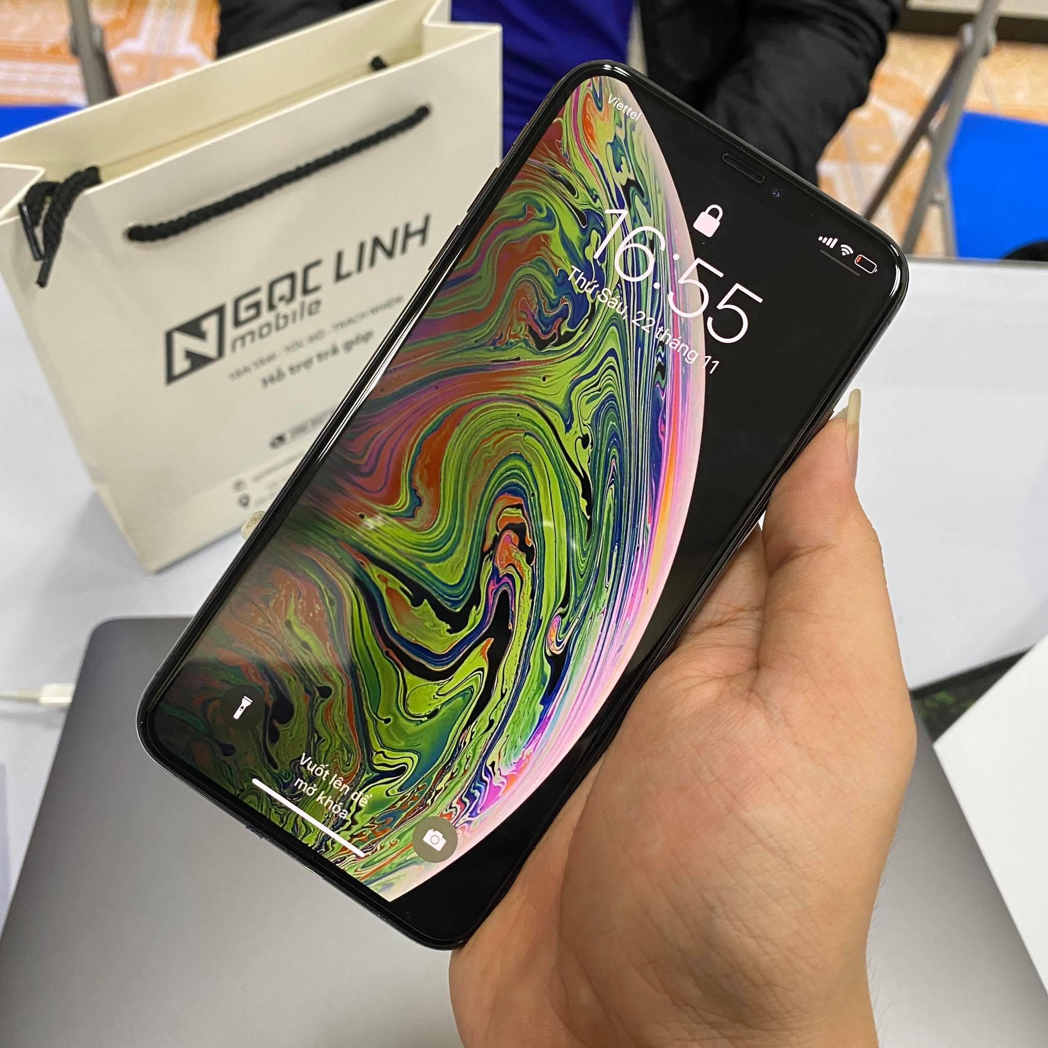 iPhone XS Max - Đừng bận tâm đến iPhone 11, hãy xem iPhone XS Max xuống giá thế nào