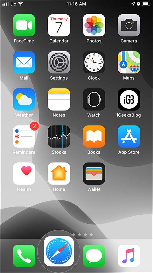 iOS 13 iOS 13 - Làm sao để tắt tính năng hiển thị bản xem trước của Safari trên iOS 13