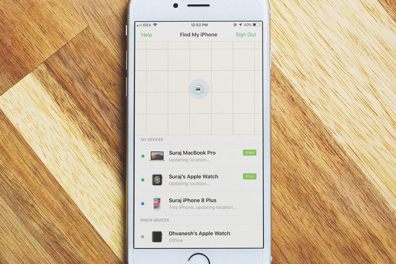 Find My Find My - Làm thế nào để thêm hoặc xoá thiết bị khỏi ứng dụng Find My iPhone